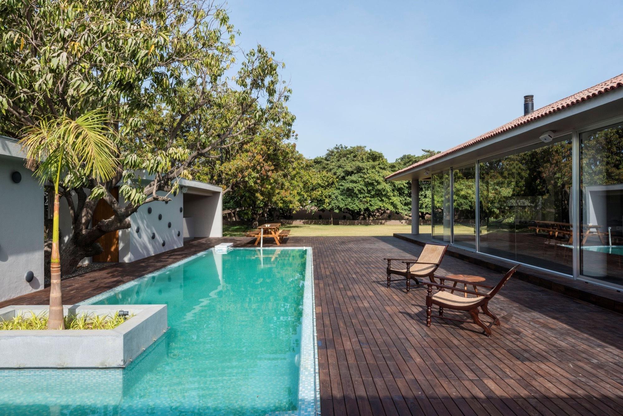 Galería de Casa tropical Urveel / Design Work Group - 21