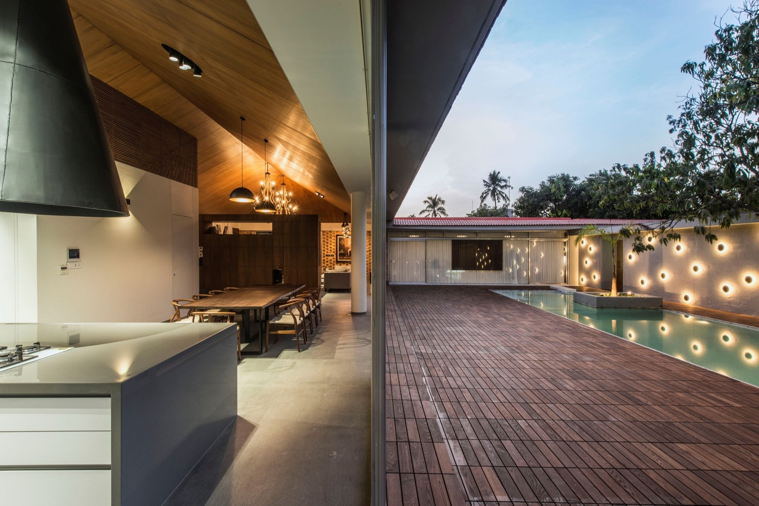 gallery of tropical house urveel design work group 4 rh archdaily com