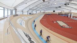 Thorvald Ellegaard Arena / Mikkelsen Arkitekter