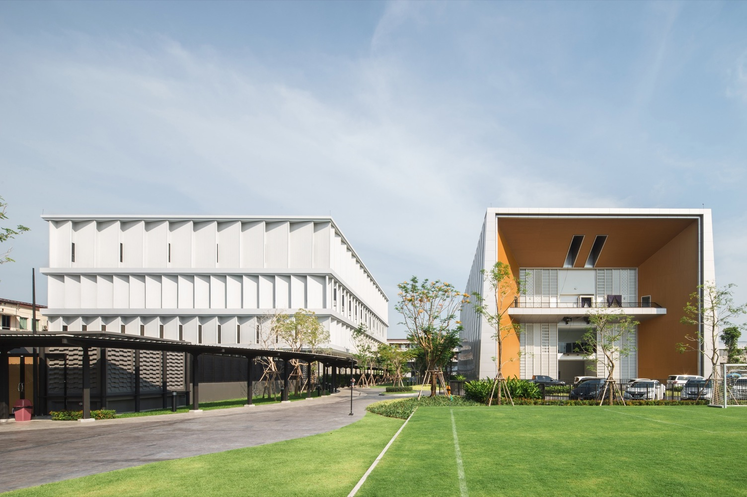 Singapore International School of Bangkok - Phase II,© Panoramic Studio