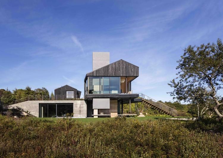 Casa Chilmark / Gray Organschi Architecture + Aaron Schiller, © David Sundberg / Esto