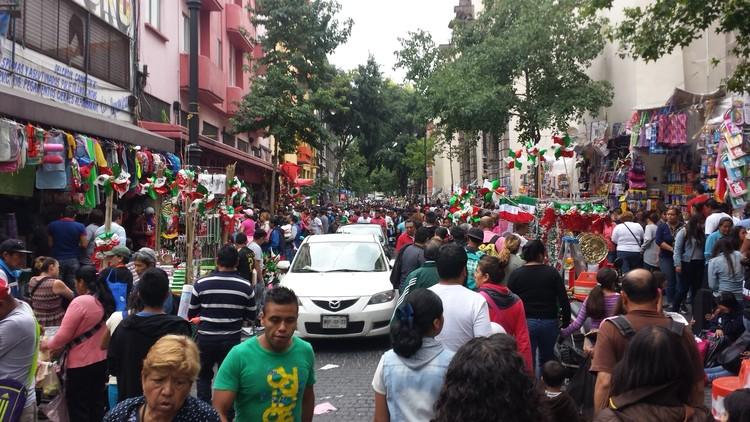 La calle no es un rénder, Barrio La Merced de la Ciudad de México. Image © Rodrigo Díaz