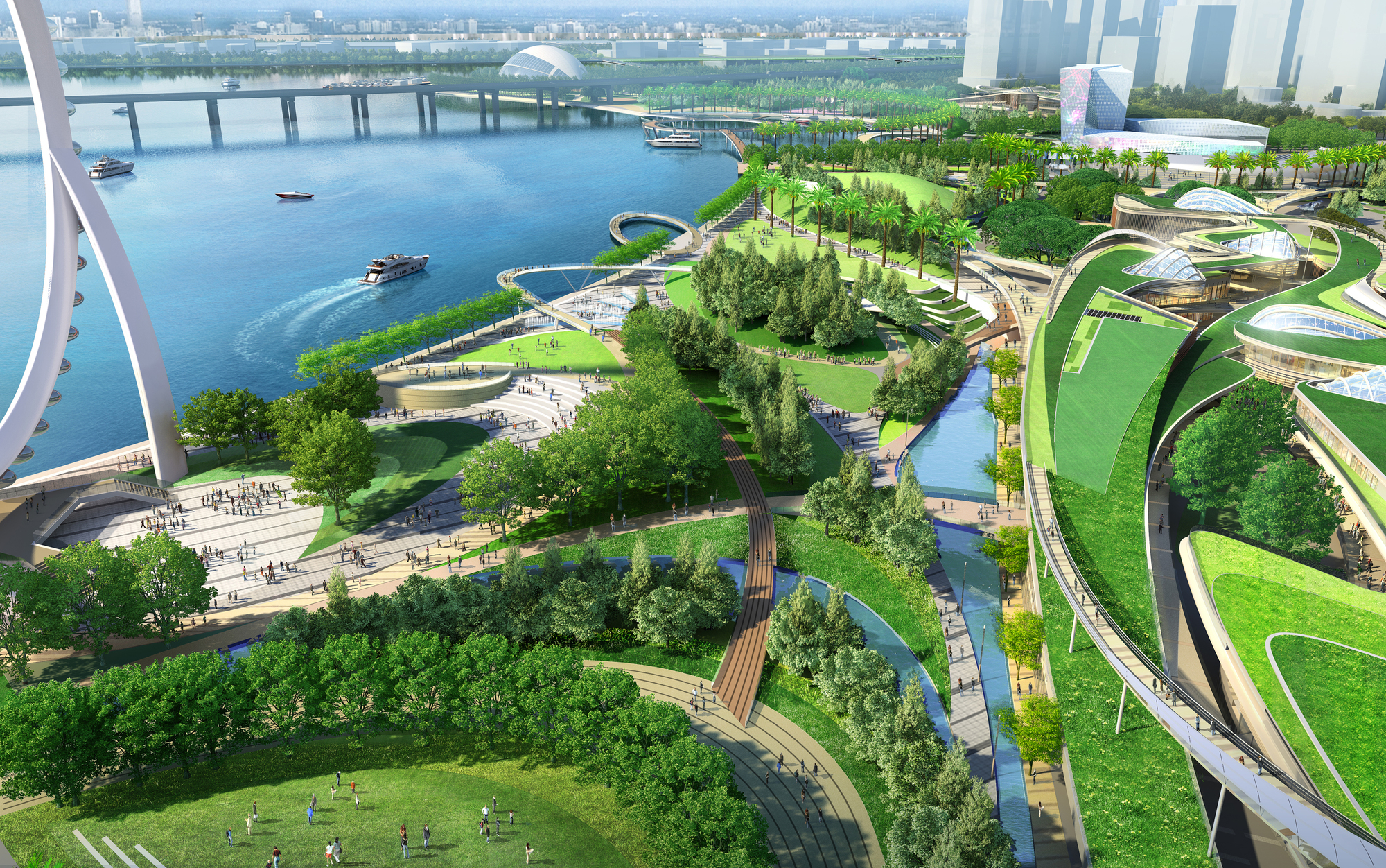 China S Shenzhen Waterfront To Be Transformed By Laguarda