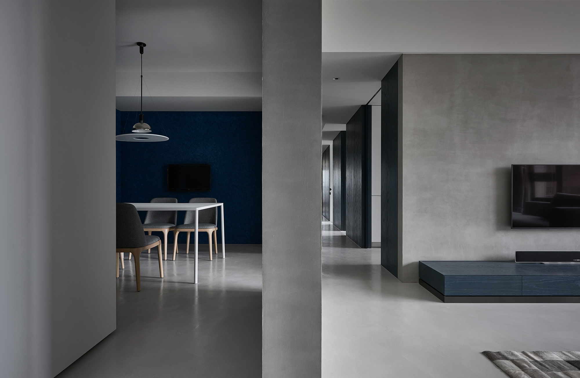 boundary wei yi international design associates archdaily. Black Bedroom Furniture Sets. Home Design Ideas