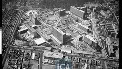 Arquitectura hospitalaria: el Centro Médico Nacional Siglo XXI en Ciudad de México