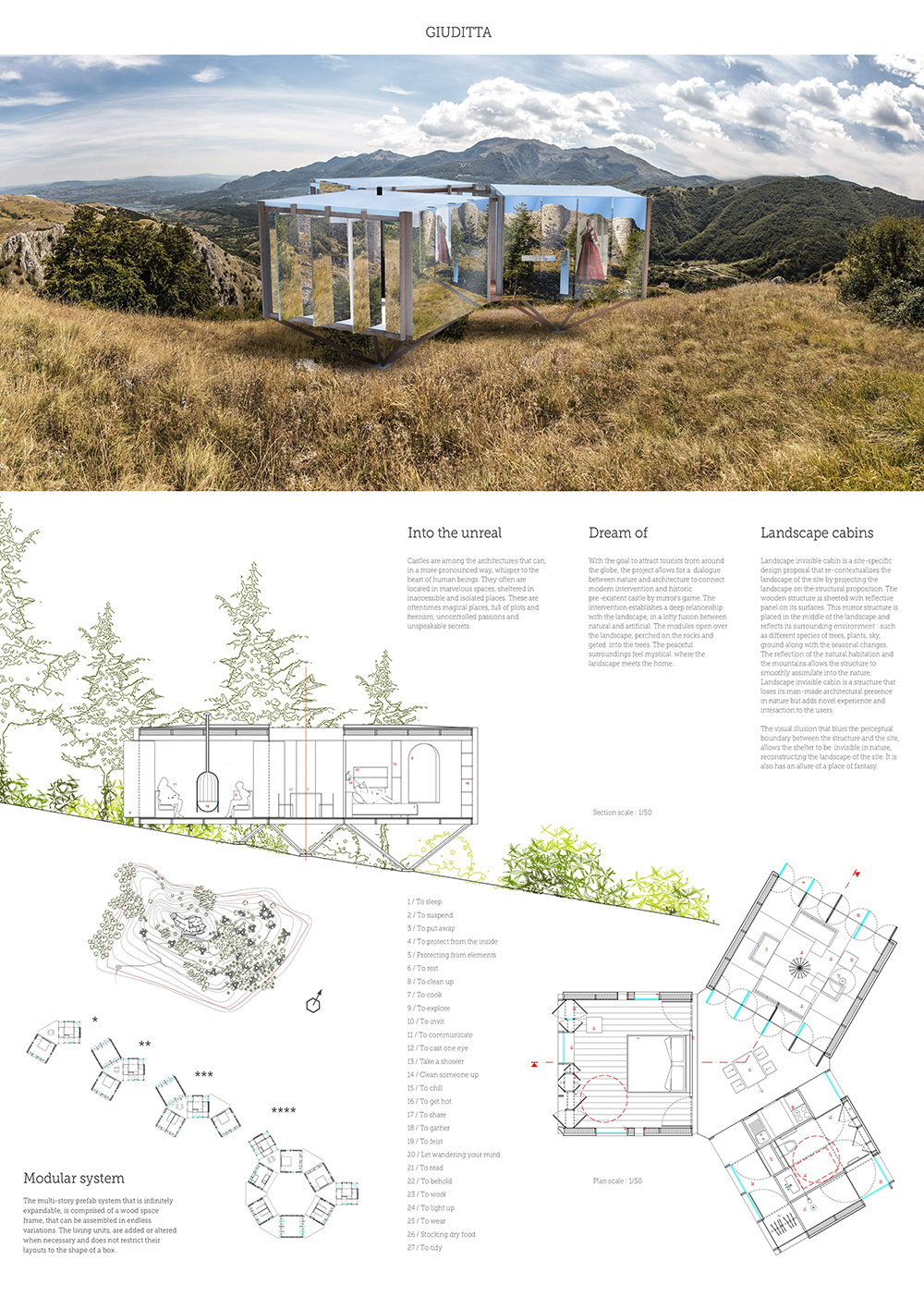 Gallery of YAC Announces the Winners of Castle Resort Competition - 18