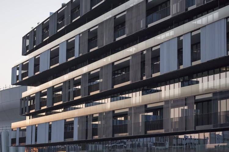 Îlot 19, La Défense-Nanterre / Farshid Moussavi Architecture, © Stephen Gill