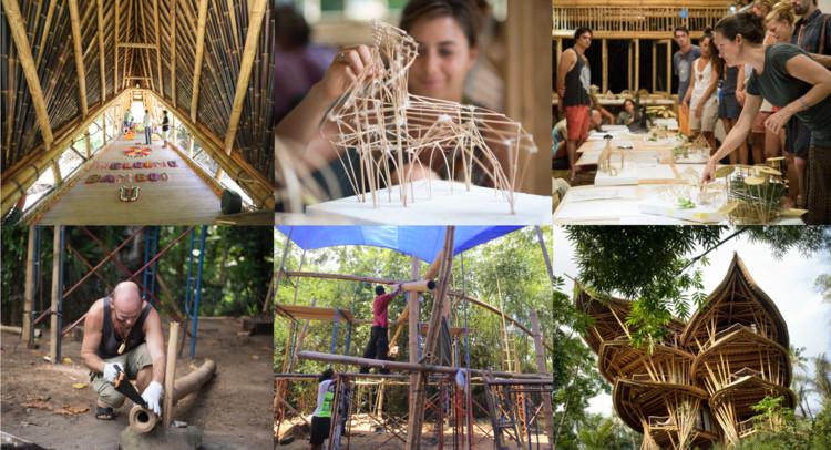 Bamboo U: Build and Design Course, Bali