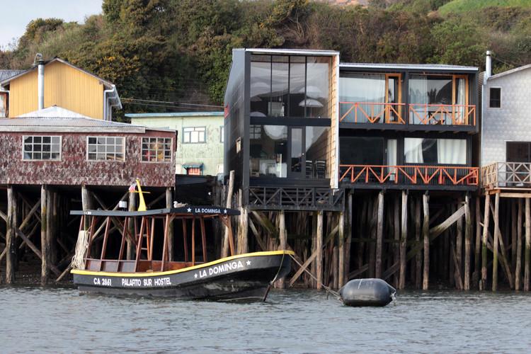 Tania Gebauer: la revalorización de la arquitectura vernácula en Chiloé, © Eugenio Ortúzar