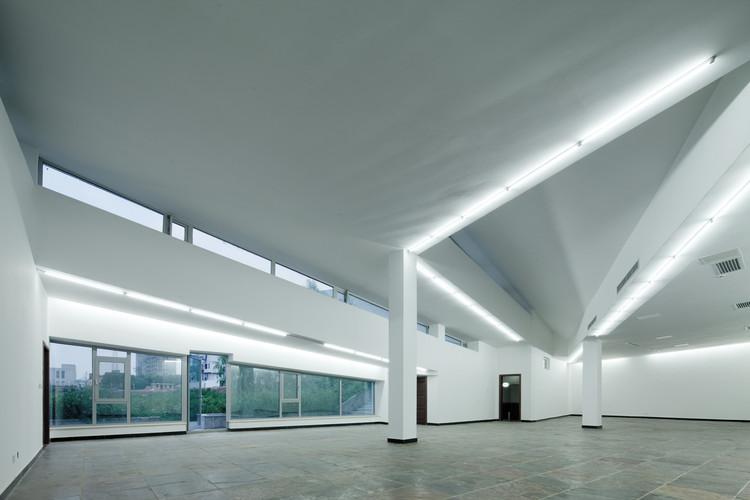 LakeShore Artist Studio / Praxis d'Architecture, © Zhou Ruogu