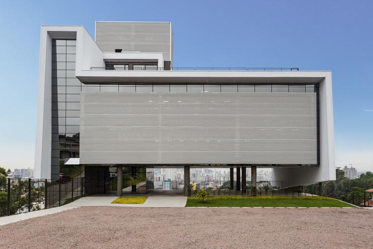 Agrosys / ES Arquitetura, © SLAPHOTOSTUDIO