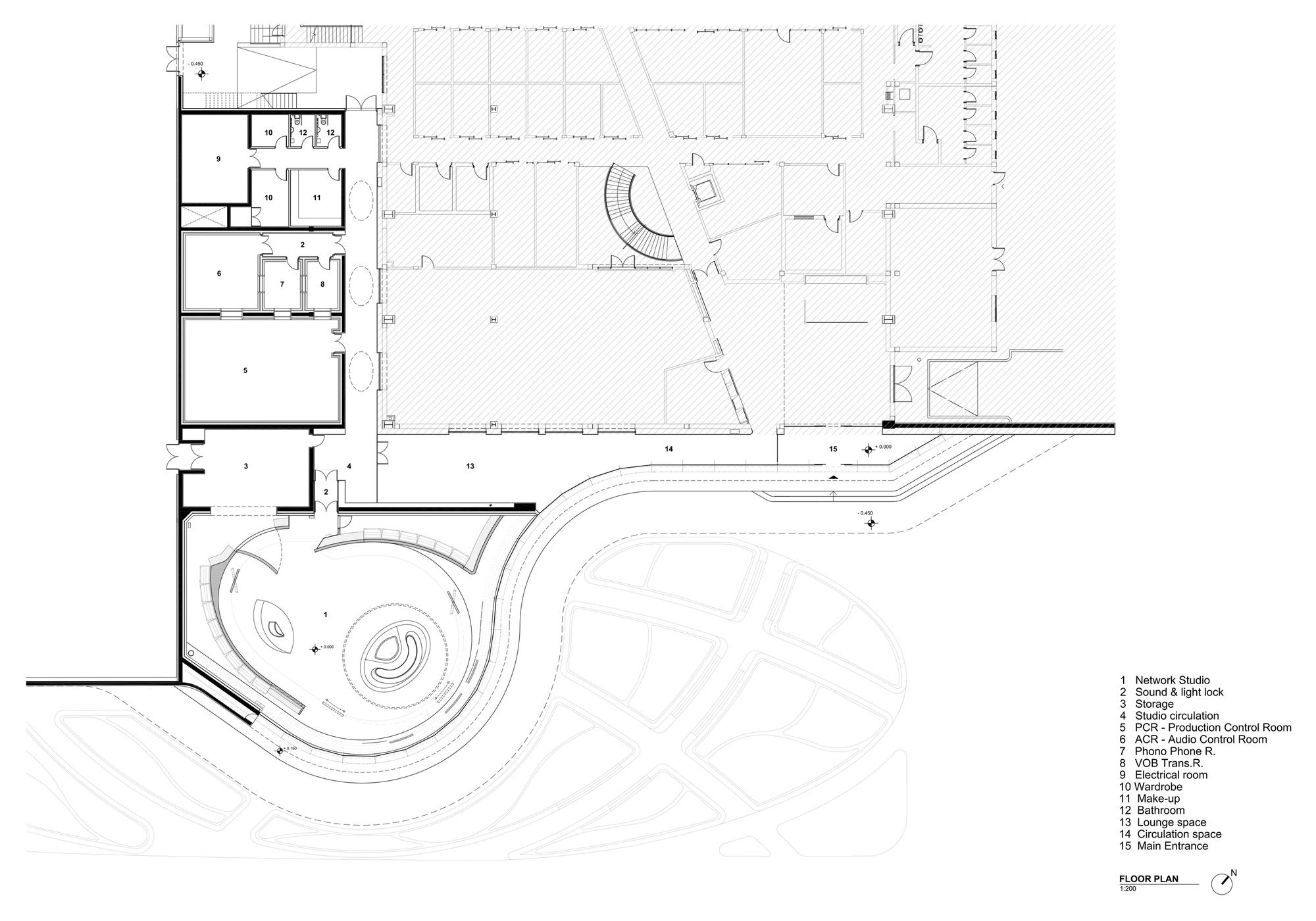 Trend Floor plan