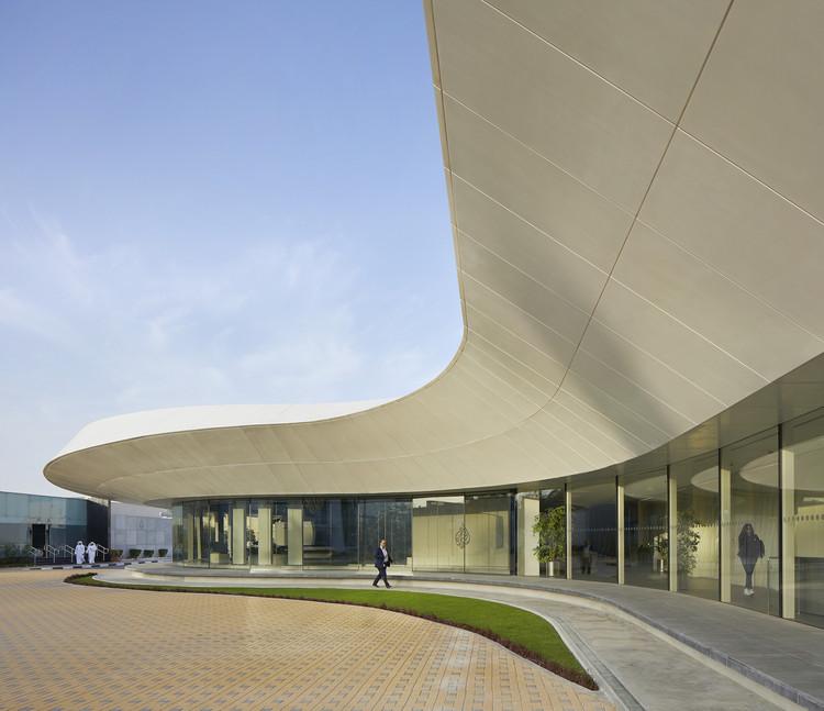 Al Jazeera Network Studio Building / Veech X Veech, © Hufton + Crow