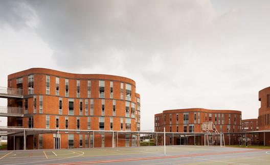 Colegio Rochester / taller de arquitectura de bogotá