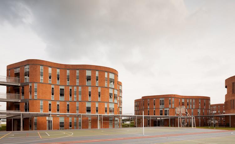 Colegio Rochester / Daniel Bonilla Arquitectos, © Rodrigo Dávila
