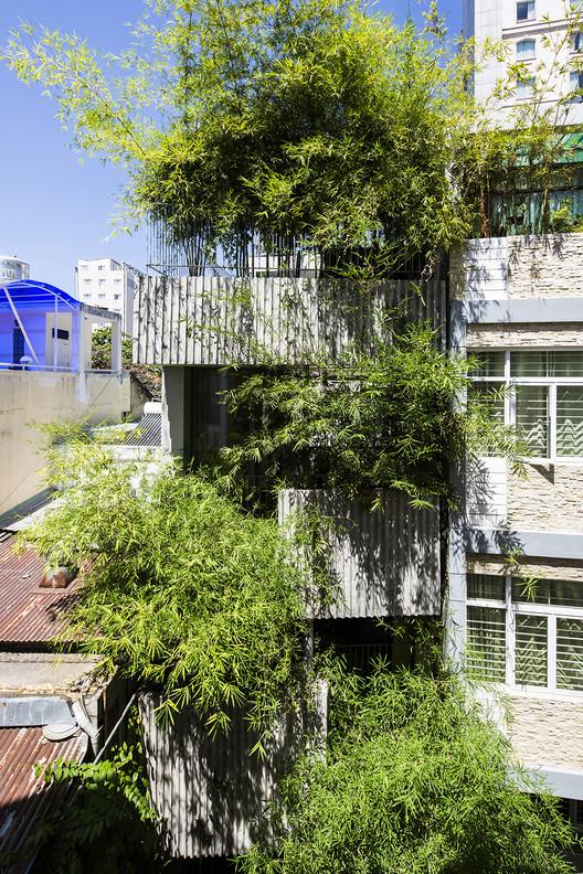 Casa Bambú / VTN Architects, © Hiroyuki Oki