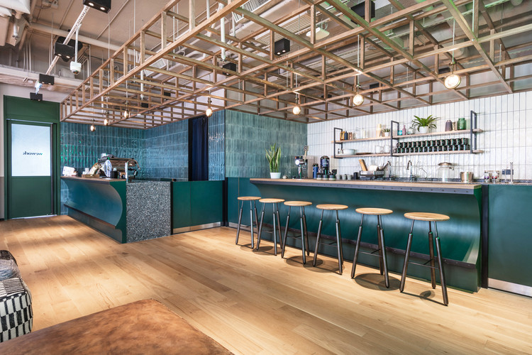 WeWork Tower 535 NCDA ArchDaily