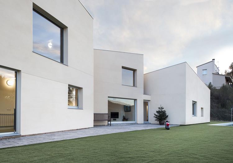 1403_MM Casa em Viladecavalls / Albert Brito Arquitectura, © Flavio Coddou