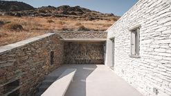 Casa Rocksplit  / Cometa Architects