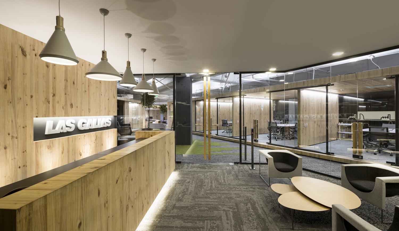 oficinas galias arquitectura en estudio interior 1