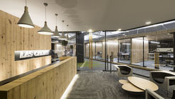 Oficinas Galias / Arquitectura en Estudio + Interior 1