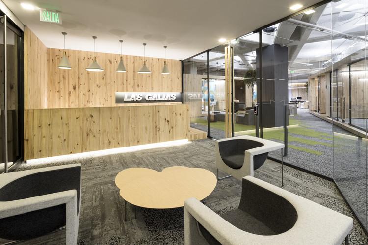 Oficinas galias arquitectura en estudio interior 1 for Interior 1 arquitectura