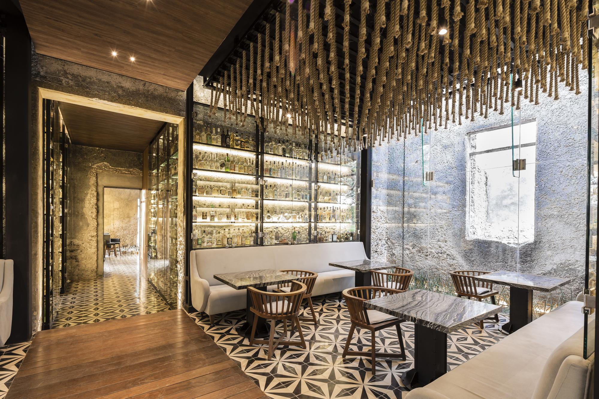 Galer A De Restaurante Ixi Im Central De Proyectos Scp