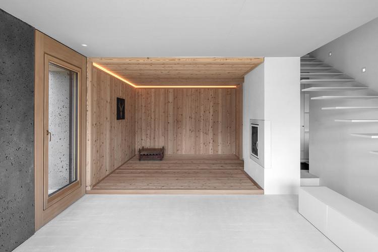 Habitat Andergassen Urthaler / Architekt Andreas Gruber, © Gustav Willeit