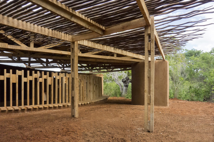 Eco Moyo Education Centre / The Scarcity and Creativity Studio, © SCS