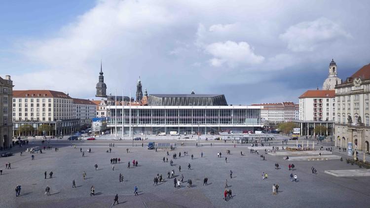 Kulturpalast in Dresden / gmp Architects, Courtesy of gmp architekten