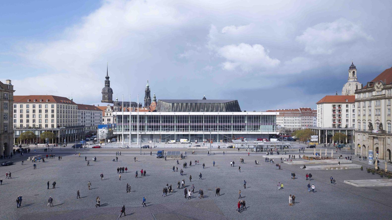 Architekten Dresden gallery of kulturpalast in dresden gmp architects 1