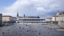Kulturpalast in Dresden / gmp Architects