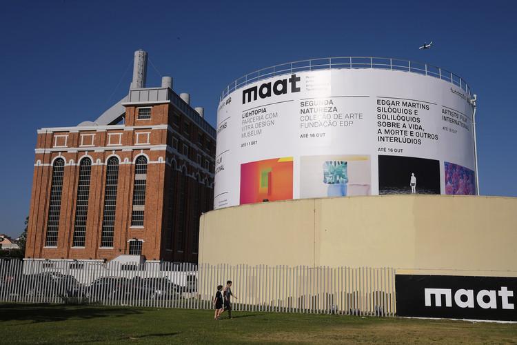 MAAT inaugura três novas exposições em maio, MAAT Central Tejo. Image © EDP Foundation