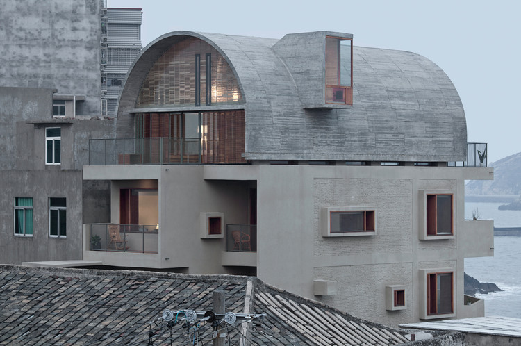 Renovation of Captain's House / Vector Architects,  Xia Zhi