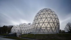 Dinosaur Theme Park Entrance Building / rimpf ARCHITEKTUR