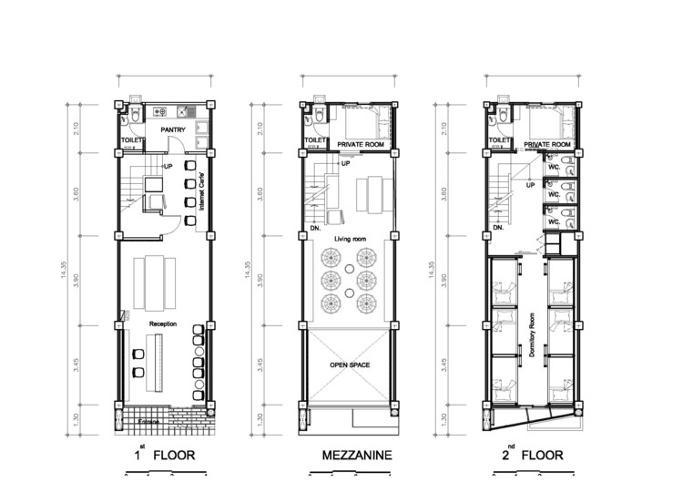 Function Room Floor Plan