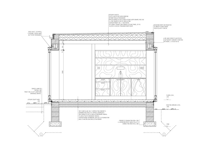 Atrium House atrium house / tham & videgård arkitekter | archdaily
