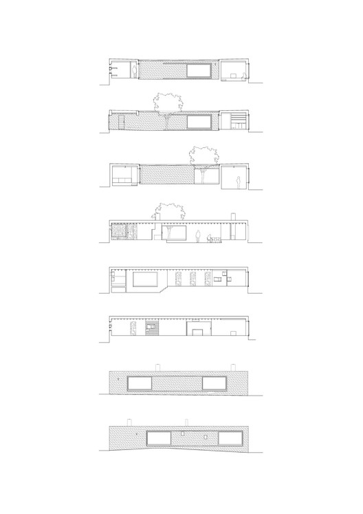 Atrium House Tham Amp Videg 229 Rd Arkitekter Archdaily