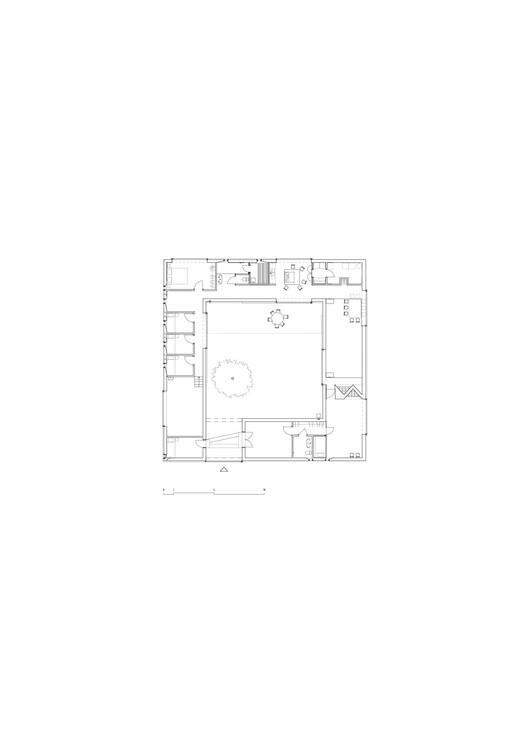 Casa atrio tham videg rd arkitekter archdaily m xico for Atrio dentro casa