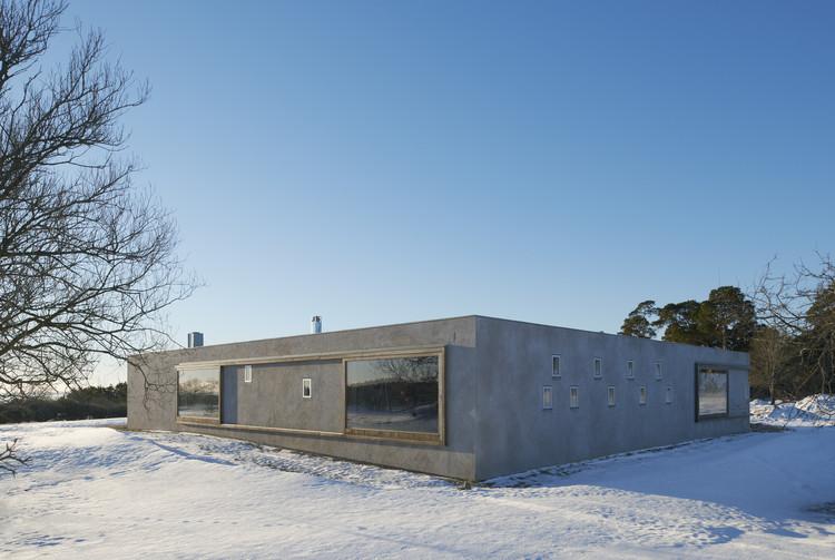 Casa trio tham videg rd arkitekter archdaily brasil for Atrio dentro casa