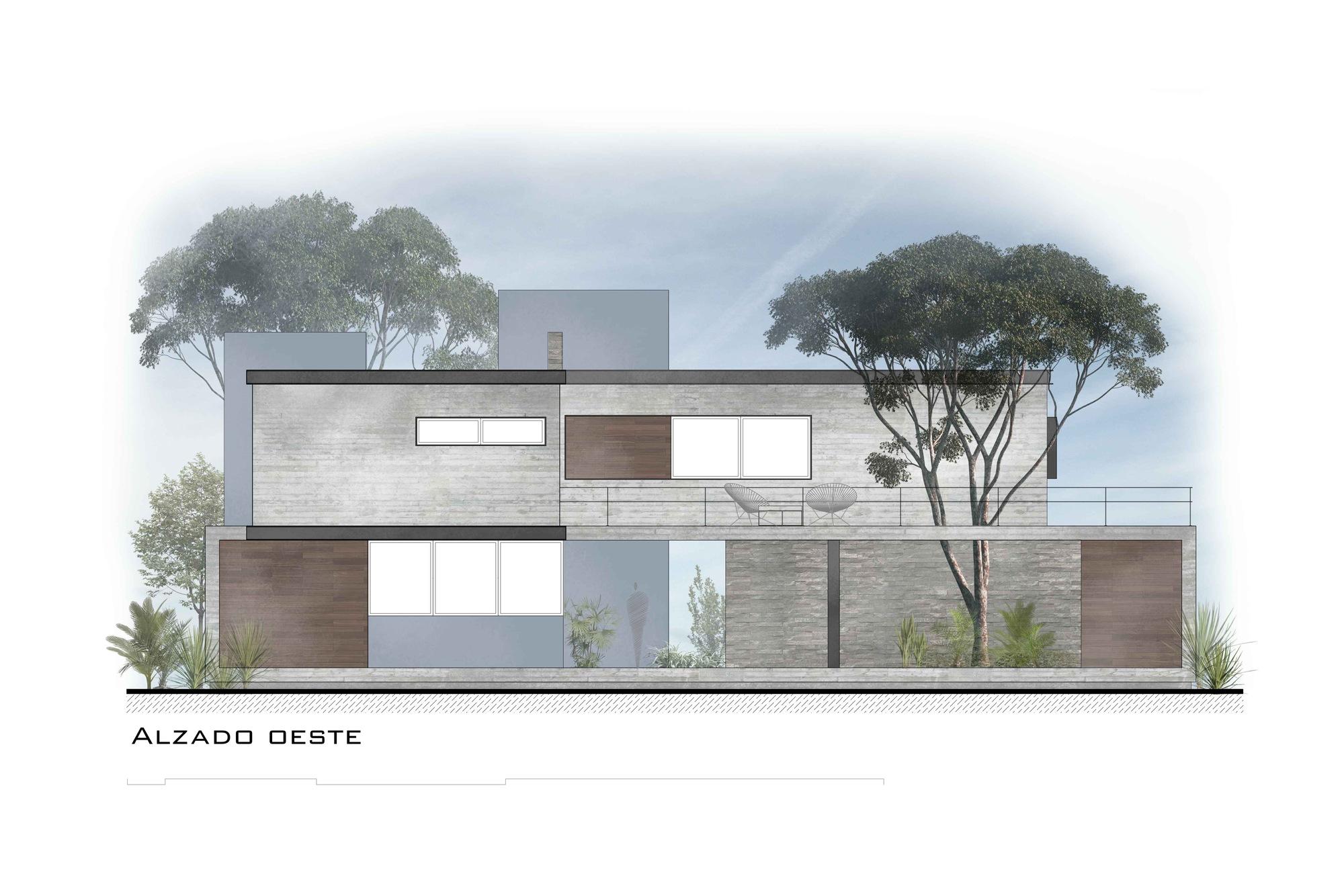 Galeria de casa kalyvas di frenna arquitectos 32 for Casa de arquitectos