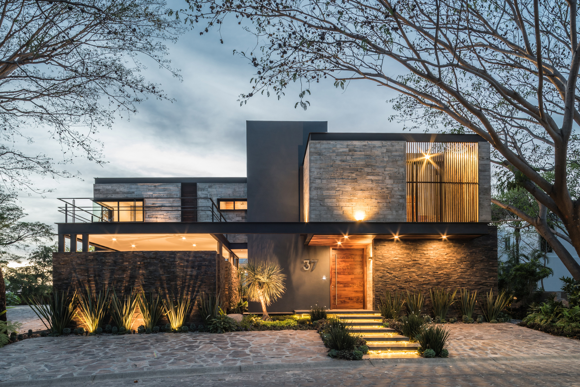 Galeria De Casa Kalyvas Di Frenna Arquitectos 14