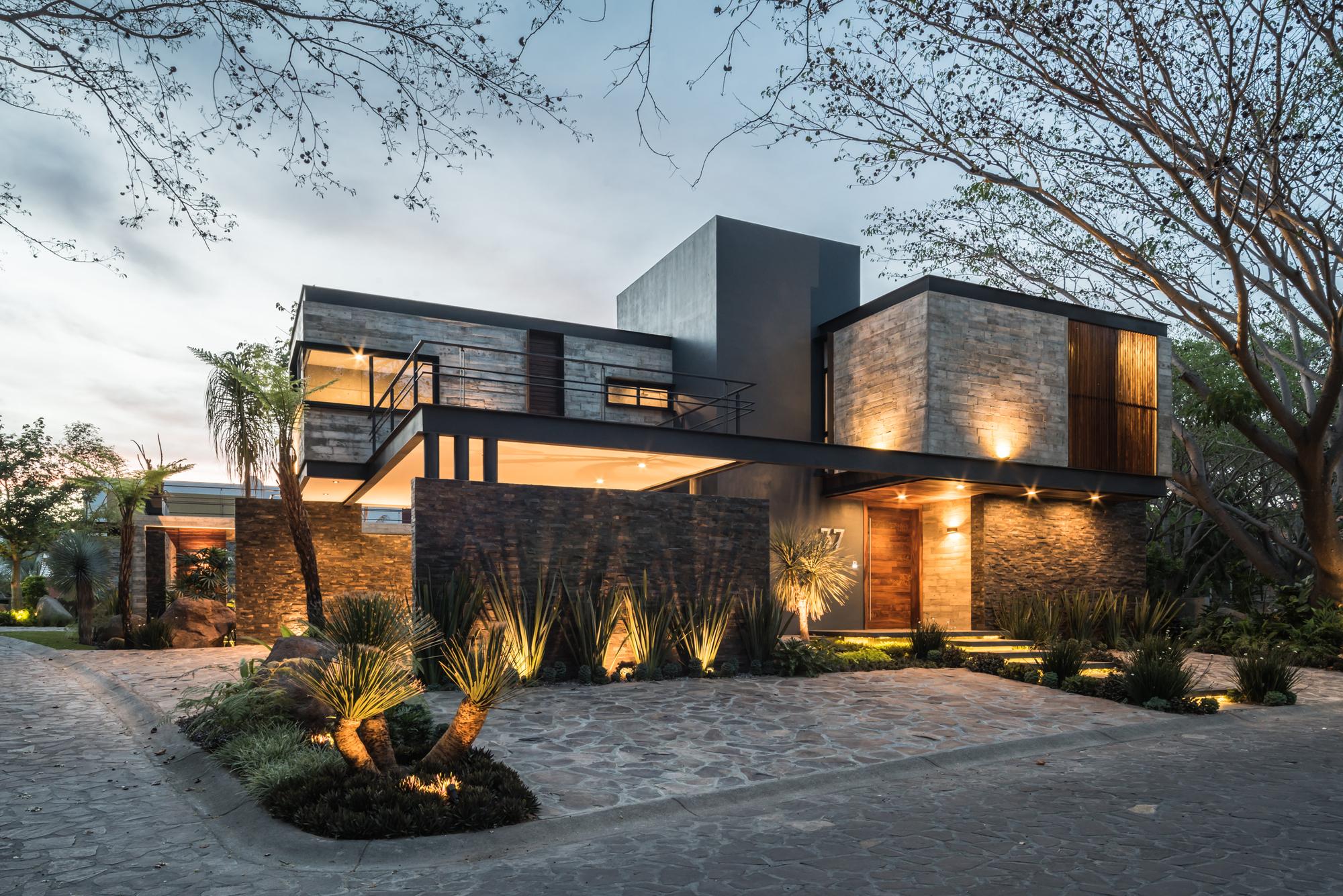 Galer a de casa kalyvas di frenna arquitectos 24 for Fotos de casas modernas grandes