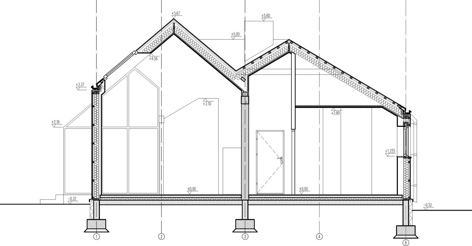 blank house diagram