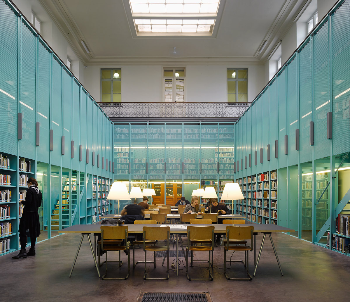 library office. university library office kersten geers david van severen archdaily office h