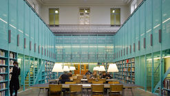 Biblioteca universitaria / OFFICE Kersten Geers David Van Severen