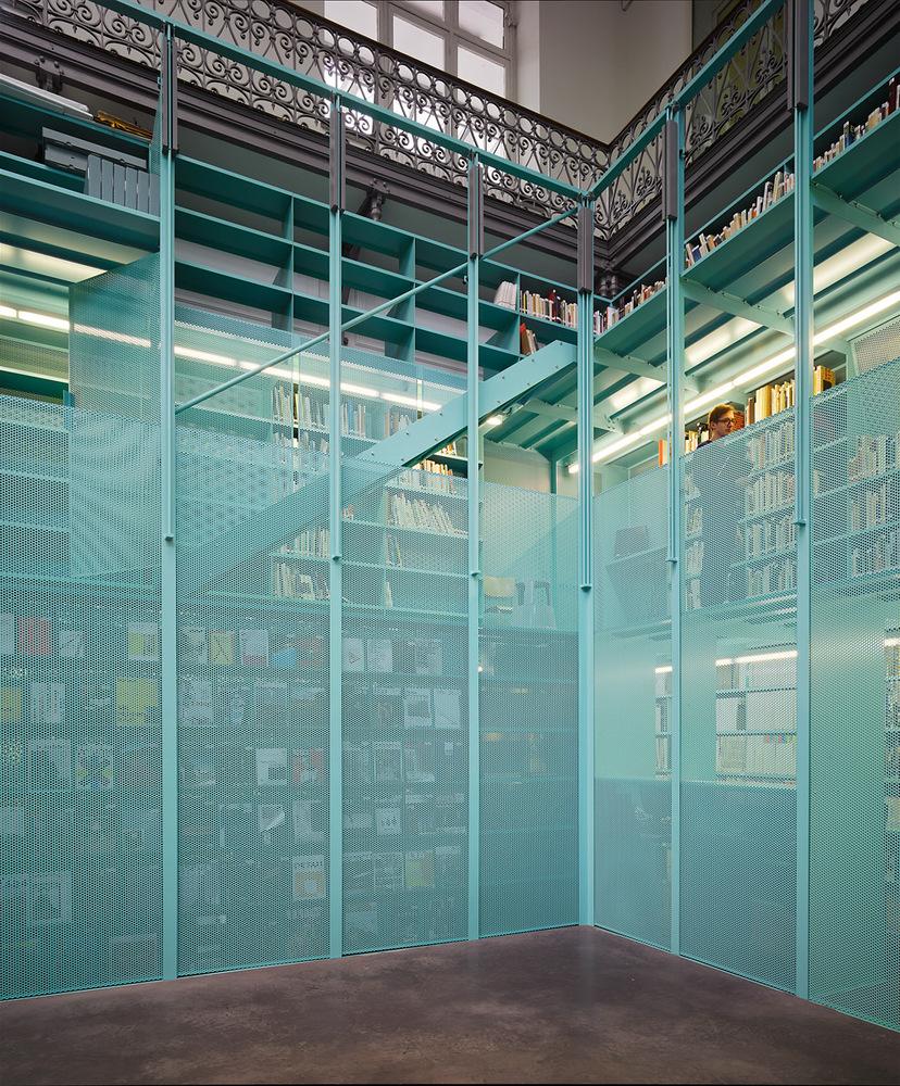 University Library,Courtesy Of Office KGDVS