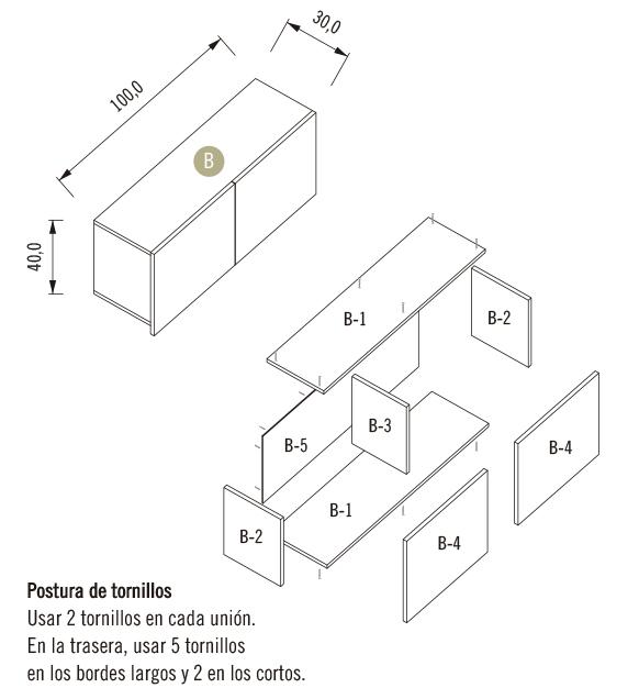 Galería de ¿Cómo construir una cocina modular? (Parte 2) - 40