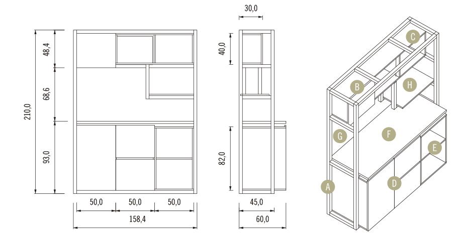 Galería de ¿Cómo construir una cocina modular? (Parte 2) - 41