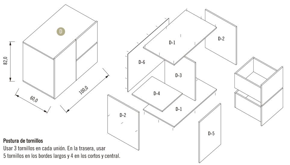 Galería de ¿Cómo construir una cocina modular? (Parte 2) - 6